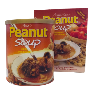 Ama Peanut Authentic African Soup