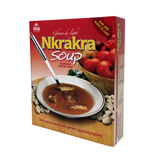 Nkrakra Authentic African Soup
